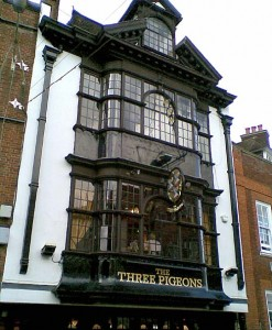 Three Pigeons, High Street, Guildford