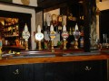 Three Tuns, Bransgore - on the bar