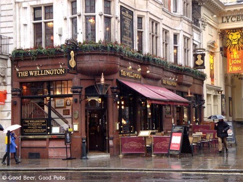Picture of the Wellington, Covent Garden, London