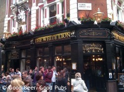 Picture of the White Lion pub, Covent Garden