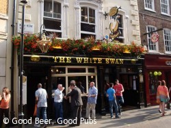 White Swan, Covent Garden, London