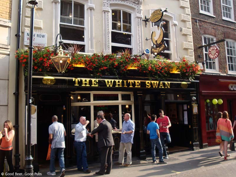 Pub Food Near Covent Garden