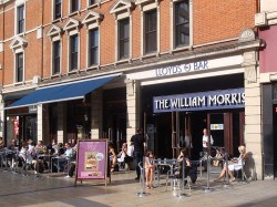 William Morris, King Street, Hammersmith